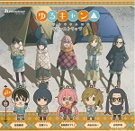 Yuru Camp Rubber Strap
