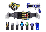 Complete Selection Modification (CMS) IXA Belt and IXARiser