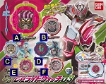 Ride Watch Gashapon Set 03