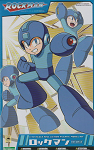 Megaman 1/10th Scale Model Kit