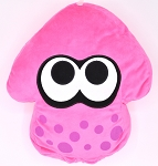 Splatoon 2 Neon Pink Plush Cushion