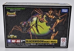 Masterpiece Blackwidow Blackarachnia MP-46